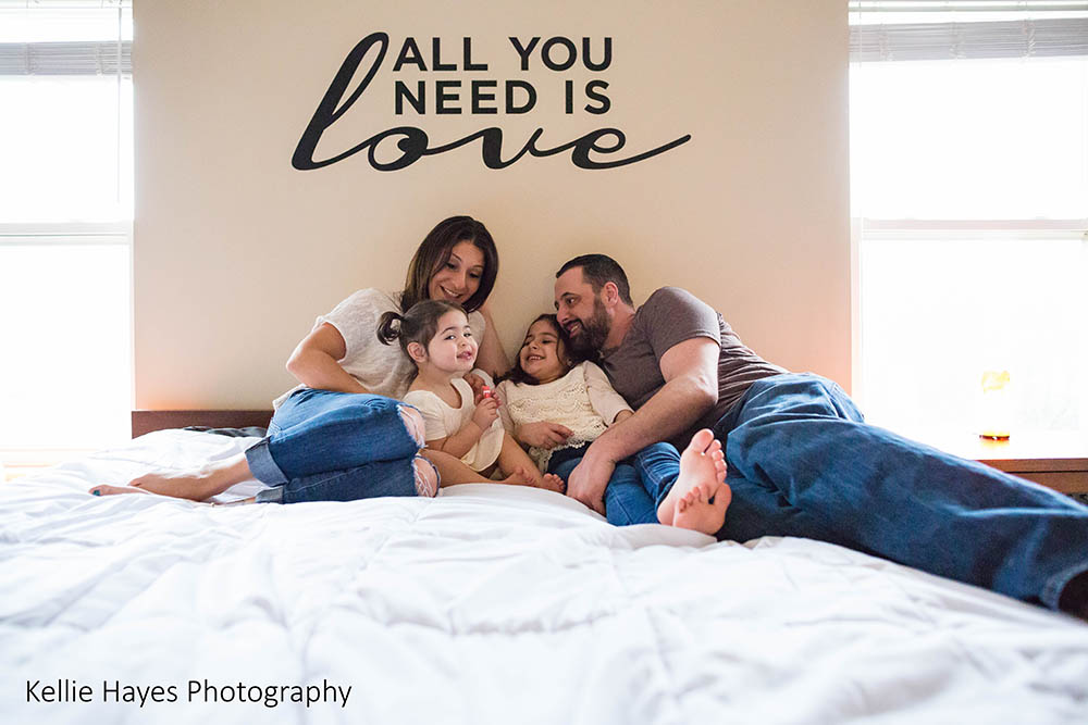 Bell Family Lifestyle Session